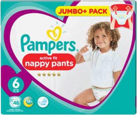 Pampers Active Fit Pants