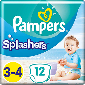 Pampers Splashers